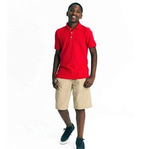 NEW French Toast Boys' 2-Pack Pique Polo Shirt
